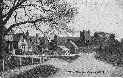 Bamburgh, 1917
