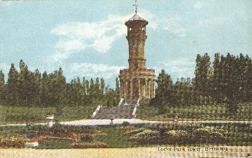 Locke Park Tower, Barnsley