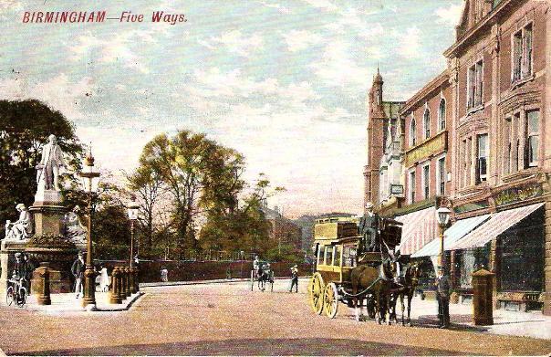 Five Ways, Birmingham