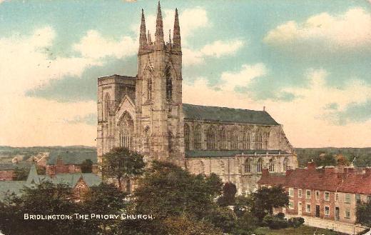Priory Church, Bridlington