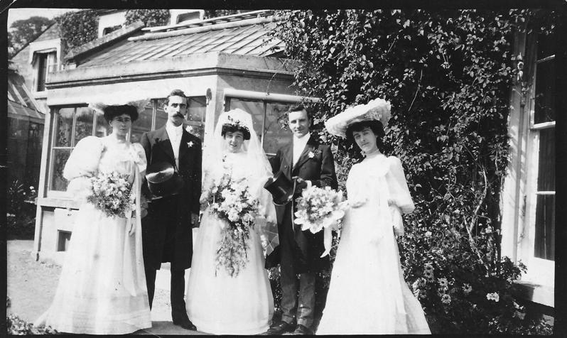 Careby Wedding 1905