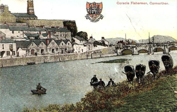 Coracle Fishermen