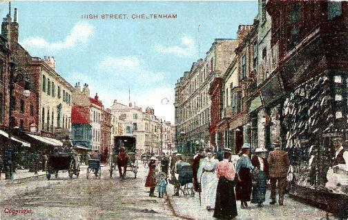 High Street, Cheltenham