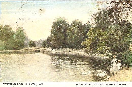 Pittville Lake, Cheltenham