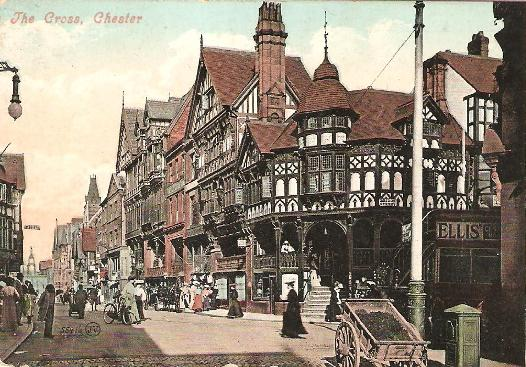 The Cross, Chester