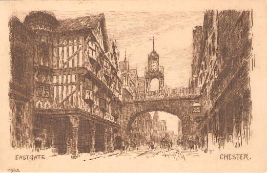 Eastgate, Chester