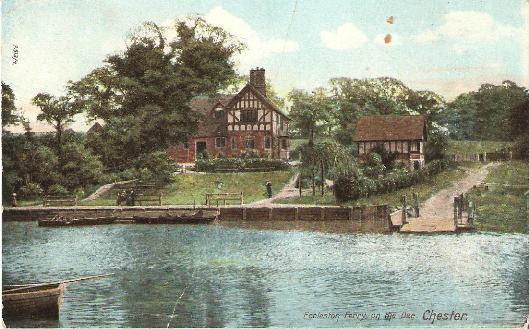Eccleston Ferry, Chester