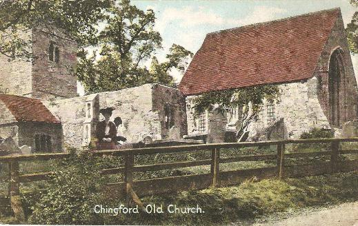Chingford Old Church