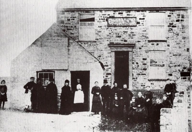 Cross Keys, Glanaman 1880s
