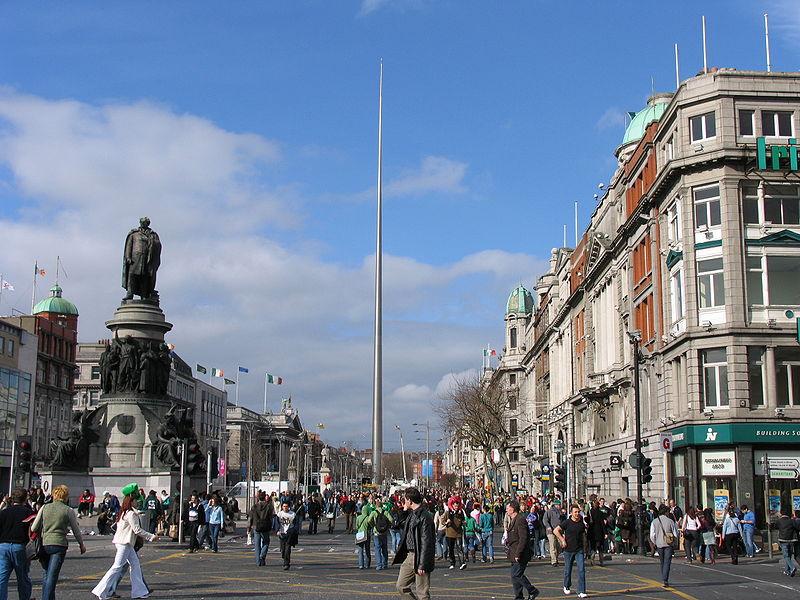 Dublin, O'Connell Street