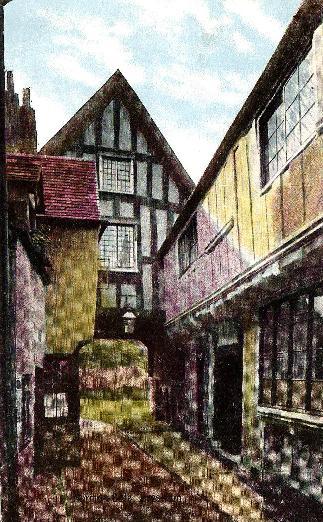 Norman Gate, Evesham