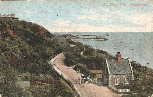 Folkestone Toll Gate
