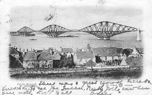 Forth Bridge,  1903