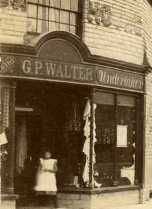 Gaius Walter's shop, Somerton