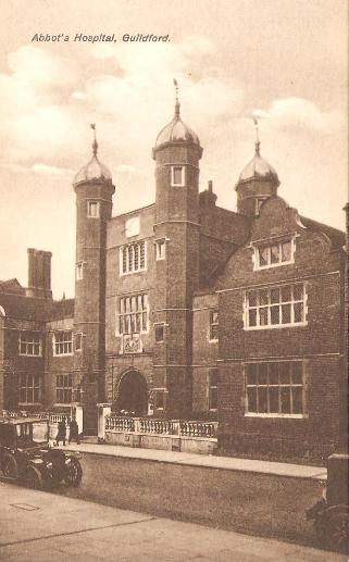 Guildford Abbot's Hospital