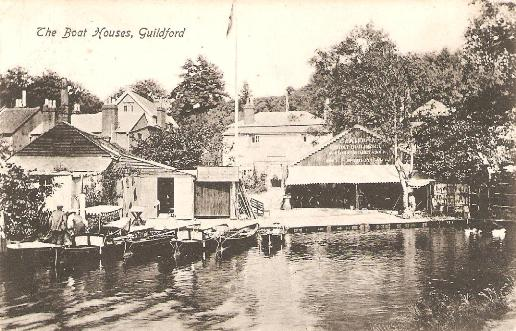 Guildford Boat Houses