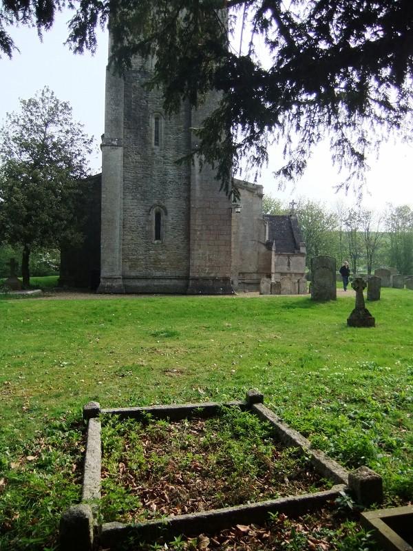 The Horne grave