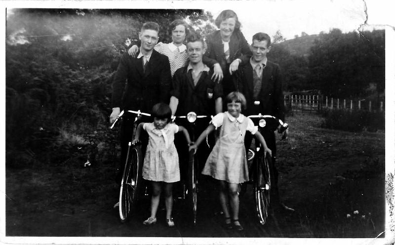 John Walter Price's family