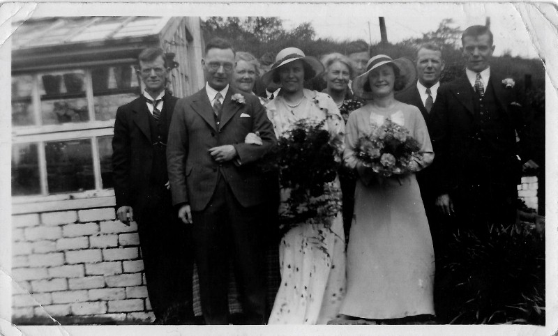Maggie Madia Price's wedding
