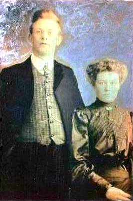 John Walter Price and Lilian Jenkins