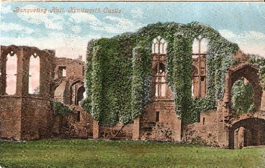 Kenilworth Castle, Banqueting Hall