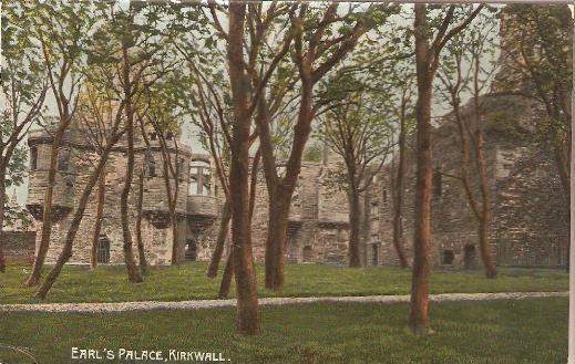 Earl's Palace, Kirkwall
