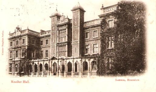 Whitton - Kneller Hall 1903