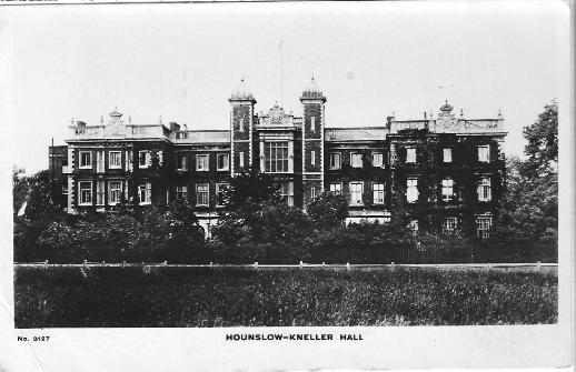 Whitton - Kneller Hall 1908