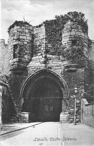 Lincoln, Castle Gateway