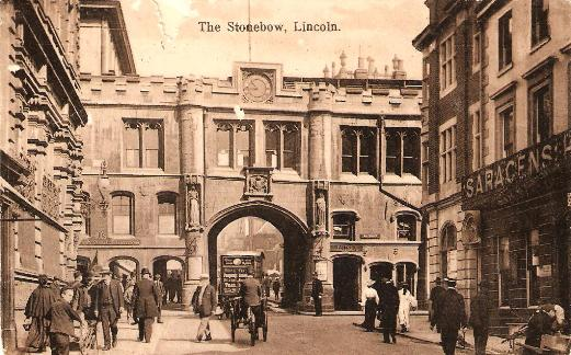 The Stonebow - Lincoln