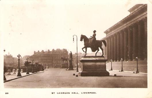 Liverpool  St George's Hall
