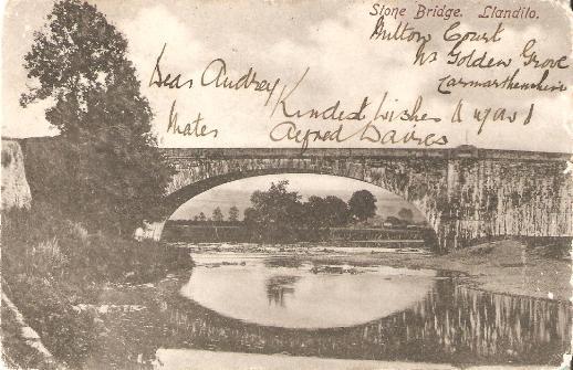 Stone Bridge, Llandeilo