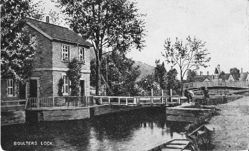 Boulter's Lock, Maidenhead