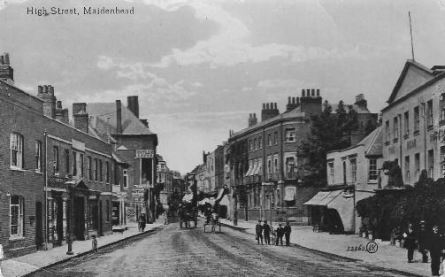 High Street, Maidenhead