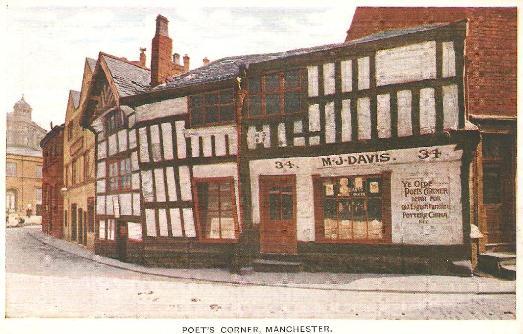 Manchester Poet's Corner