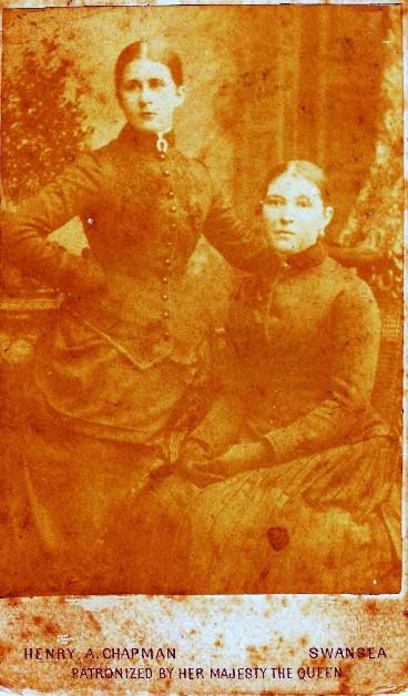 Margaret Jane Jones - Carte de Visite