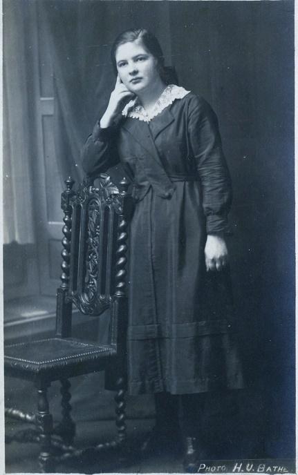 Marion Evans