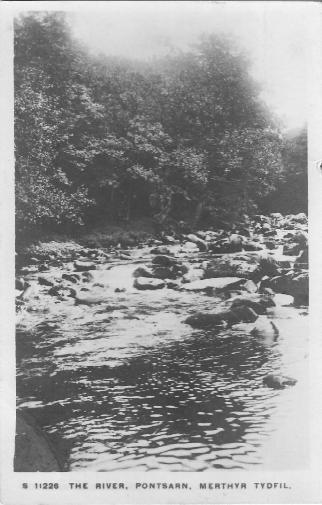 The River, Pontsarn, Merthyr Tydfil