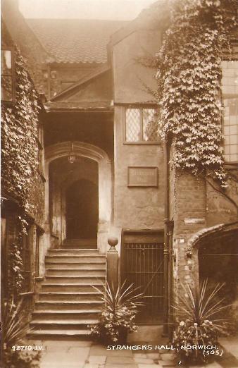 Norwich - Strangers Hall