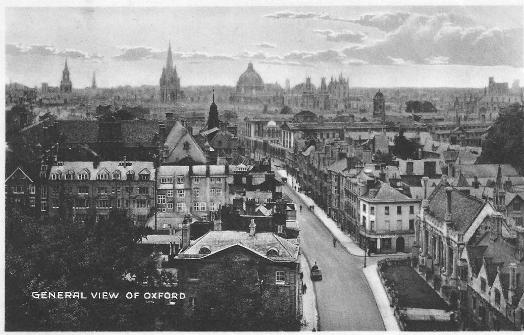 General View, Oxford