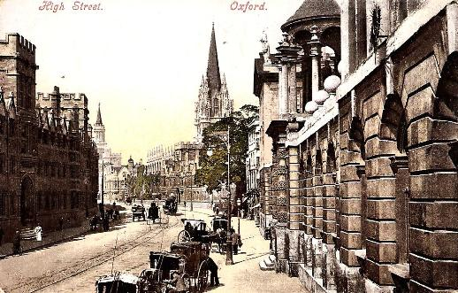 Oxford, High Street
