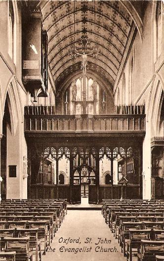 St John the Evangelist Church, Oxford