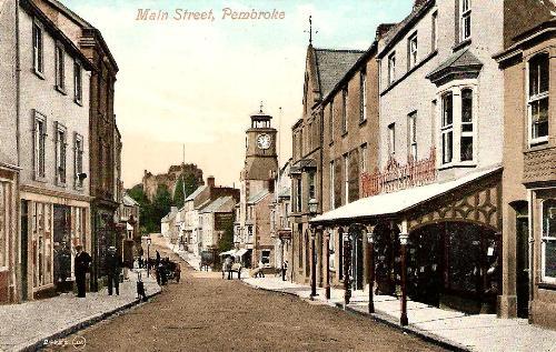 Pembroke Main Street