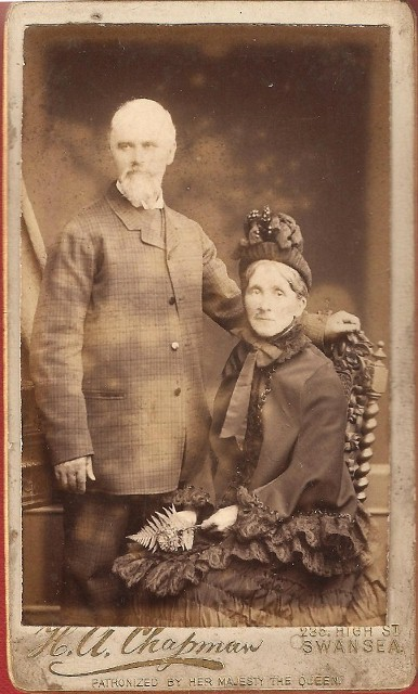 Samuel and Sarah Jones