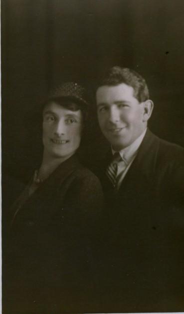 Sammy and Maggie Jones