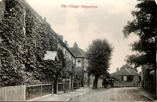 Shepperton Village