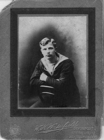 Sidney Price 1917
