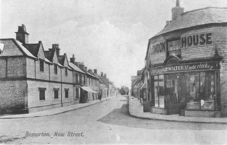 Gaius' shop, Somerton