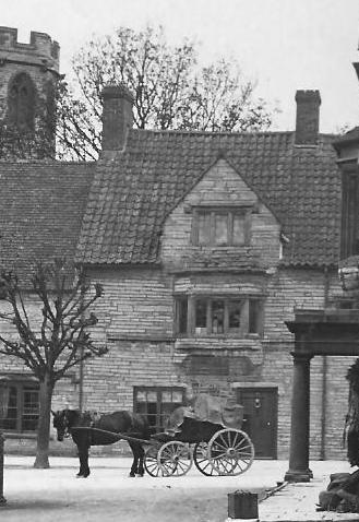 A Bit of Old Somerton - detail