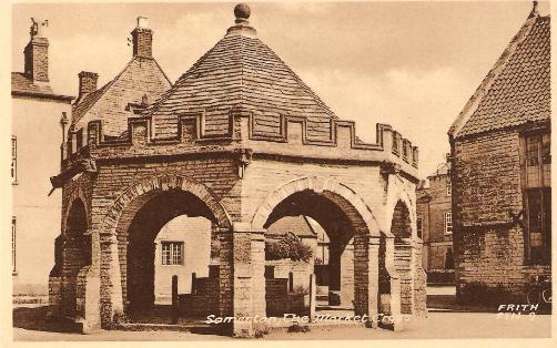 Somerton Market Cross
